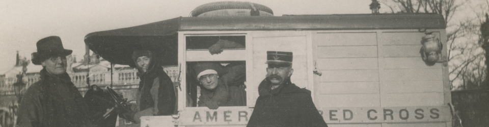 An American Woman's WWI Journal: At the Back of the Western Front